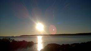 Auringonsilta